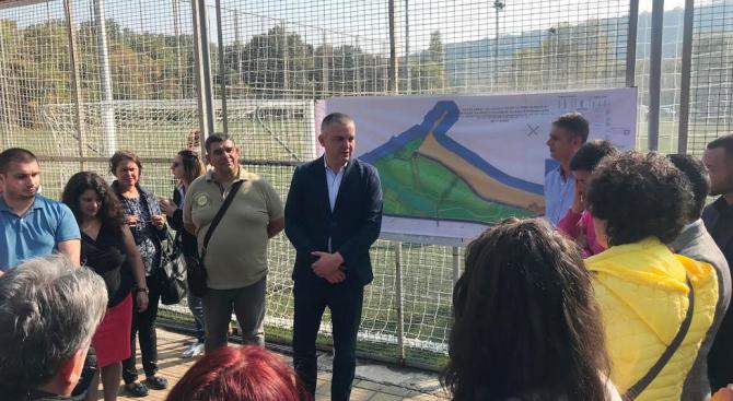 Аспаруховият парк ще бъде втората Морска градина на Варна. Длъжни