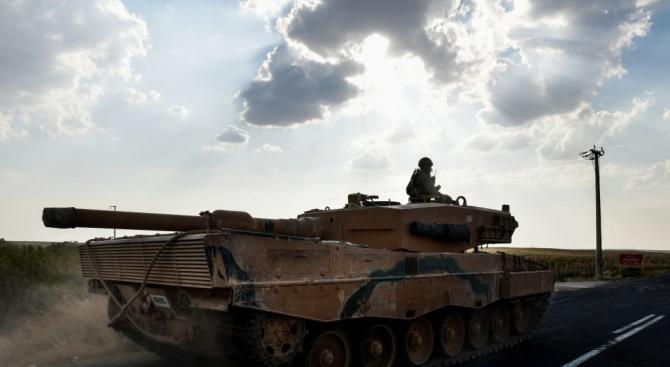 Лидерът на Сирийските демократични сили, доминирани от сирийските кюрди, които