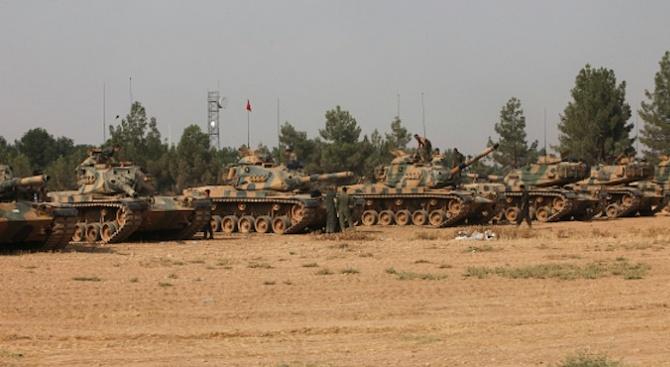 Турция отхвърли твърденията, че блокира изтеглянето на кюрдските сили от