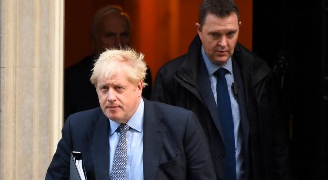 Джонсън с писмо до британските депутати и ЕС