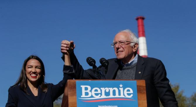 Претендентът за номинацията на демократите за президентските избори в САЩ