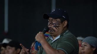 Правителството и представители на туземните общности сключиха споразумение за слагане на край на кризата в Еквадор
