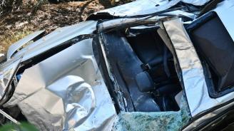 Тежка катастрофа на пътя Черково – Карнобат: Има жертва и ранени