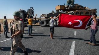 Сирийски военни влязоха в контролиран от кюрдите град