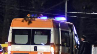 Катастрофа в Димитровград: Трима души и дете са ранени