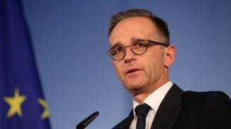 Германският външен министър настоява ЕС да остане в диалог с Турция