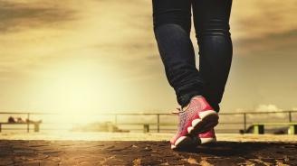 Колкото по-бавно ходим, толкова по-бързо стареем
