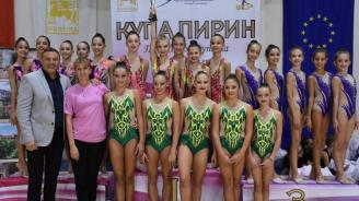 Родители от Благоевград: Благодарим на д-р Атанас Камбитов, че осигури дом на художествената гимнастика в града