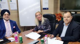 България открива визови центрове в 16 града в Индия