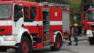Тройно са се увеличили пожарите в Разградско