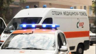ПТП на пътя Пазарджик-Огняново: 24-годишен мъж е с опасност за живота