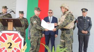 """39-и контингент от Българската армия ще се включи в мисията на НАТО """"Решителна подкрепа"""" в Афганистан"""