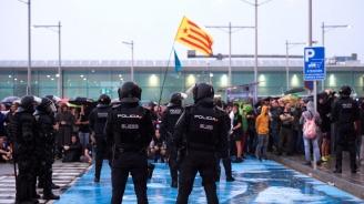 """МвнР: Транспортната обстановка в Барселона се нормализира, възможни са затруднения на летище """"Ел Прат"""""""