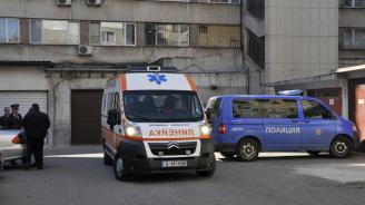 Мъж загина при падане от сграда в Хасково