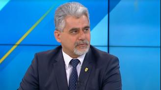Кандидат-кметът на ВМРО проф. Михов: Хората искат промяна, но не цветна - сини или червени