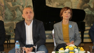 Томислав Дончев се срещна с представители на бизнеса в Добрич по покана на Надежда Петкова