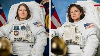НАСА пуска жени в космоса по-рано от планираното