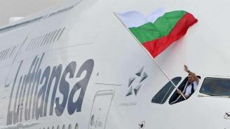 Три години от кацането на най-големия пътнически самолет у нас