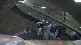 Екип на американските ВВС идва у нас във връзка с обучението на новите Ф-16