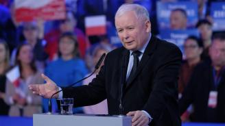 Полската десница победи, но лидерът ѝ Ярослав Качински не е доволен
