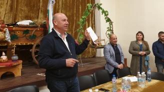 Кандидатът за кмет на Поморие Иван Алексиев: Жителите на с.Александрово ще имат парк