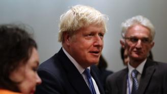 Борис Джонсън се срещна с водещи британски депутати консерватори