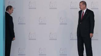 Ердоган ще се срещне другата седмица с Путин в Русия