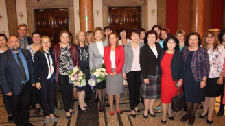 Кандидат-кметът на Перник Вяра Церовска получи силна подкрепа от министри, зам.-министри, народни представители и научната общност
