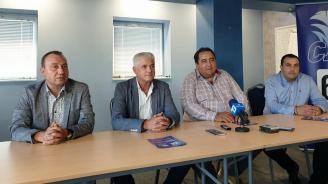 Ясна и категорична подкрепа от СДС за кандидатурата на инж. Методи Чимев за кмет на Дупница