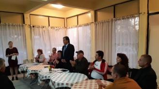 Кандидатът за кмет на Съединение: Искаме втори мандат, за да завършим започнатото