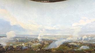 Плевенската панорама е реставрирана за първи път