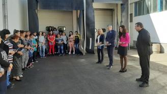 Кандидат-кметът Детелина Борисова към жители на Стражица: Ако искате промяна в общината, гласувайте за ГЕРБ с номер 43 в бюлетината