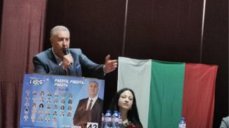 Огнян Ценков подкрепи кандидатурата на Нона Марчина за кмет на с. Градец