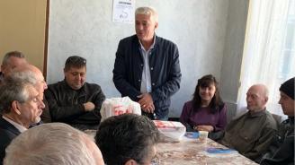 Съюзът на слепите: Работим прекрасно с кандидат-кмета на Дупница инж. Методи Чимев