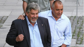 Бойко Борисов към Стефан Данаилов: С теб съм!