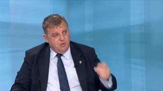 Красимир Каракачанов отговори на Слави Трифонов за средния пръст