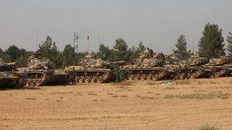 Турция прекратява огъня в Сирия за 120 часа