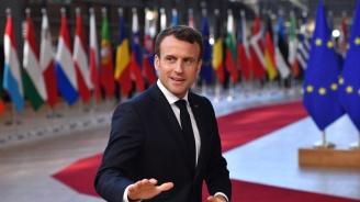 Макрон остава против начало на преговори със Северна Македония и Албания за влизане в ЕС