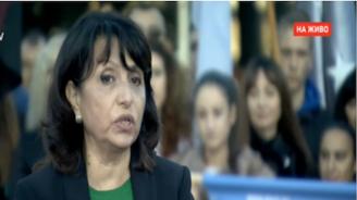 Кандидатът на ГЕРБ за кмет на Русе Диана Иванова: Започва мащабен проект за воден цикъл в града