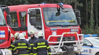 Откриха труп на мъж при гасене на пожар край село Звъничево
