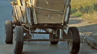 Жена пострада при катастрофа с каруца в русенско село