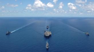 Япония охранява Ормузкия проход отделно от оглавената от САЩ коалиция