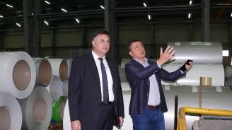 Мирослав Петров: Ще създадем мобилен екип от специалисти, който ще работи на терен в индустриалната зона на Плевен