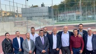 Министър Кралев в Смолян: Новата спортна зала тук е за пример