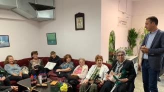 Димитър Николов: Екип от 33-ма медици, психолози и социални работници ще се грижи за самотните и болни възрастни хора в Бургас