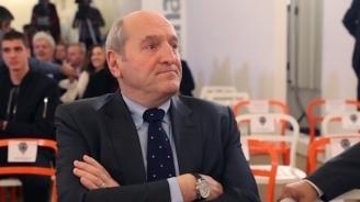 Михаил Касабов временно е избран за ръководител на БФС