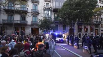 МВнР: Протести усложняват обстановката в Барселона