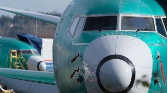 Боинг е крил от авиационния регулатор в САЩ важни документи за сертификацията на МАКС 737