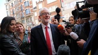 Корбин: Сделката за Брекзит е вредна за работните места и за здравеопазването