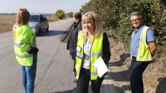 Стартират ремонтните дейности на пътя Мездра – Роман